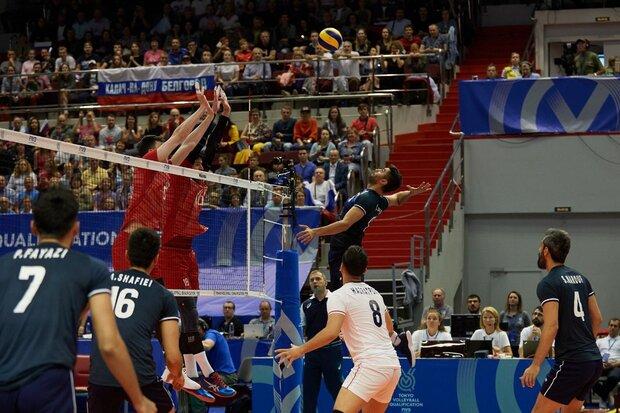 Russia wins Iran, books 2020 Olympics ticket