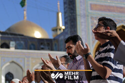 VIDEO: Eid al-Adha prayer sermon in Mashhad