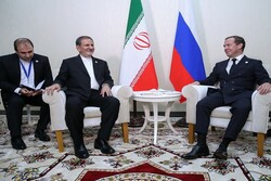 VIDEO: Meeting between VP Jahangiri and Russian PM