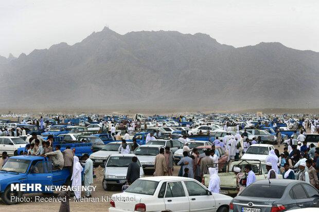 اقامه نماز عید سعید قربان در مهرستان