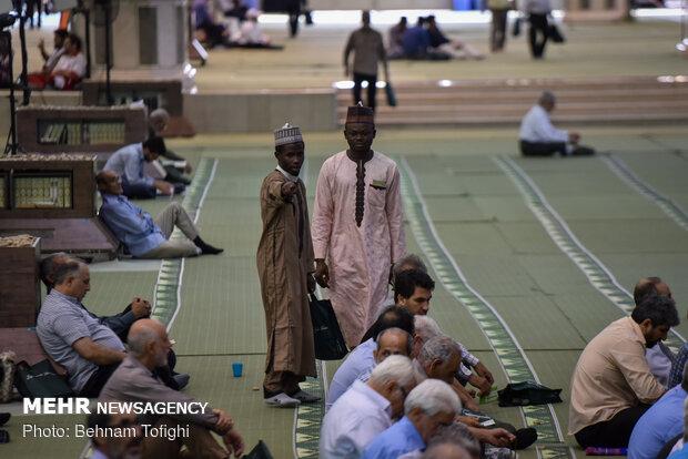 Eid al-Adha prayer sermon in Tehran