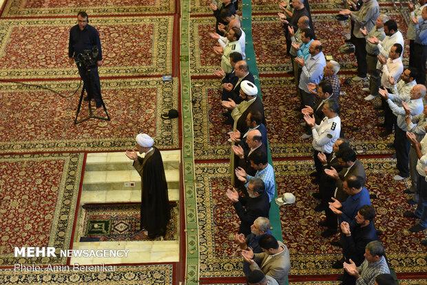 Eid al-Adha prayers across the country