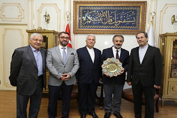 مفتی جدید استانبول خواستار توسعه همکاریهای دینی با ایران شد