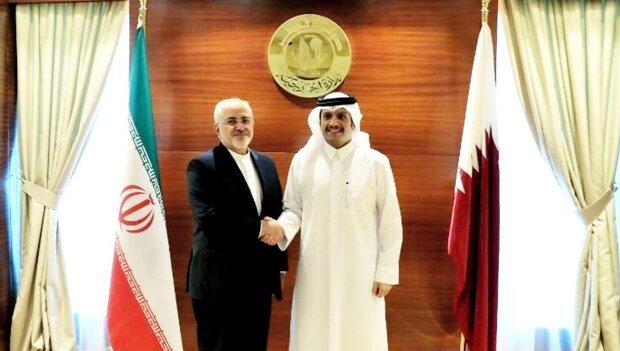 ظريف: القوى الأجنبية ليست مسؤولة عن أمن واستقرار الخليج الفارسي