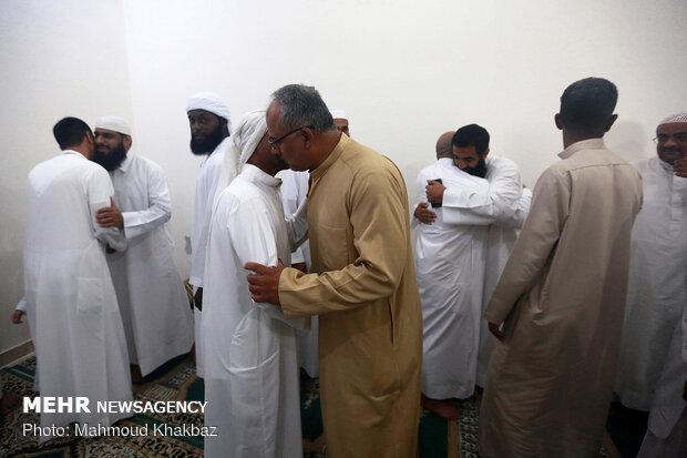 دید و بازدید هموطنان عرب زبان جزیره کیش در روز عید قربان