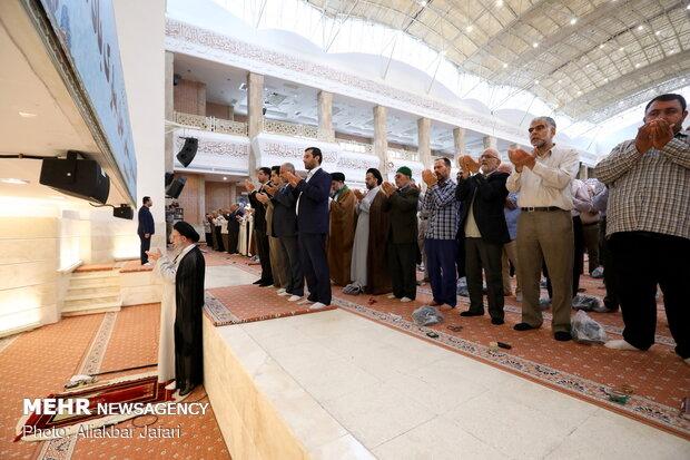 اقامه نماز عید سعید قربان در گرگان