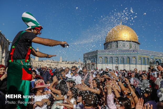 مراسم عید قربان در نقاط مختلف جهان