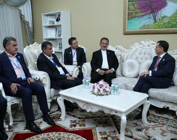 VP Jahangiri sees no barriers to Iran-Azerbaijan relationship