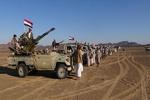 """القوات اليمنية تستكمل المرحلة الثانية من عملية """"النصر المبين"""" في البيضاء"""