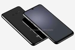 ال جی موبایلی با حسگر زیر نمایشگر می سازد