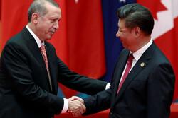 کمک یک میلیارد دلاری چین به ترکیه