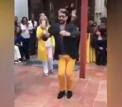 آیا رقصنده جنجالی، پسر وزیر است؟!