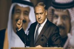 تلاش تل آویو برای حضور در خلیج فارس و انفعال معنادار سران عرب