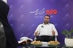 تجهیز گشت پلیس راه گلستان به جلیقه هایی با قابلیت فیلمبرداری