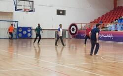 مسابقه یک روز ورزشی خبرنگار در بوشهر برگزار شد