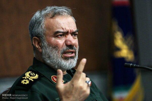 Overcoming economic problems easier than winning Iraqi-imposed war: IRGC Dep. commander