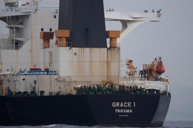 امریکہ کی مخالفت کے باوجود ایران کا تیل بردار جہاز گریس 1 آزاد ہوگیا