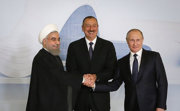 Iran-Russia-Azerbaijan summit to be held at better time: official