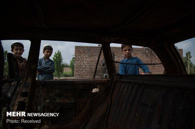 اطفال افغانستان