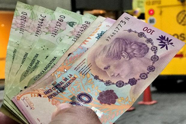 هزینه ۵۰ میلیون دلاری بانک مرکزی آرژانتین برای تثبیت پول ملی