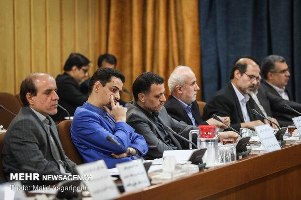 پنجاه و نهمین جلسه شورای عالی آمار
