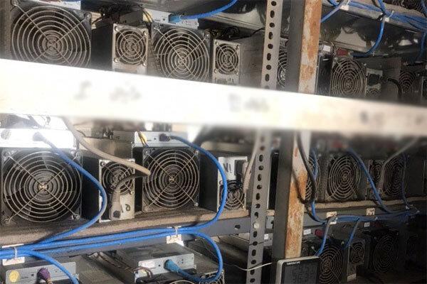 کشف ۲۰ دستگاه تولید ارز دیجیتال در گلستان