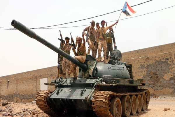 نیروهای مورد حمایت امارات بر سلطه بر عدن اصرار دارند