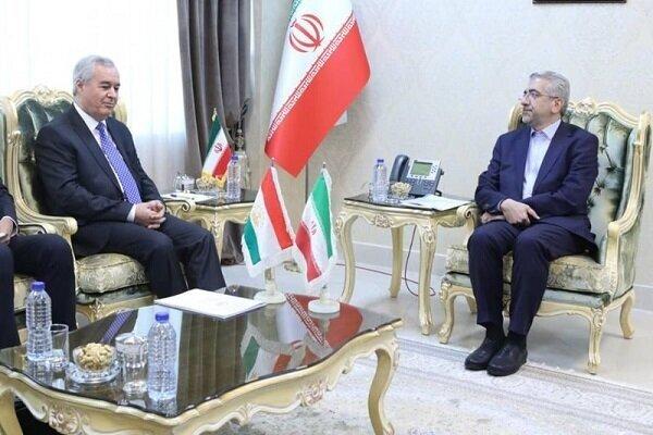 Iran, Tajikistan poised to boost bilateral coop.