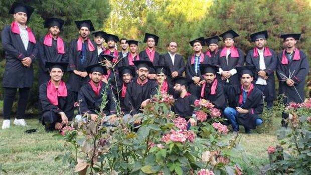 جشن دانش آموختگی دانشجومعلمان دانشگاه فرهنگیان بوشهر برگزار شد