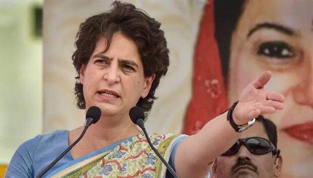 کشمیر میں لاک ڈاؤن سے معصوم بچے متاثر ہو رہے ہیں، پریانکا گاندھی