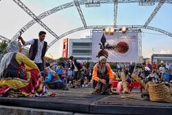 کاشان پیشتاز عرصه نمایش های آیینی و سنتی است/کمبود بودجه گروه های نمایشی
