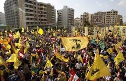 تجمعات في شوارع بيروت تأييدا للسيد حسن نصرالله / فيديو