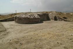 آغاز فصل سوم کاوش باستانشناسی قلعه شهر تاریخی اوجان بستانآباد