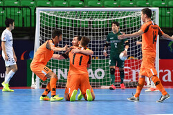 Mes Sungun into semis of 2019 AFC Futsal Club C'ship