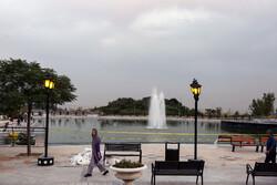دریاچه جدید تهران