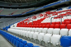 Iranian co. manufactures unbreakable polymer nanocomposite for sports stadium seats