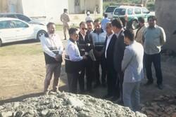 تعمیرات واحدهای مسکونی سیل زده در گمیشان پایان یافت