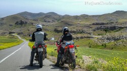 No more ban on foreign travelers riding big motorcycles