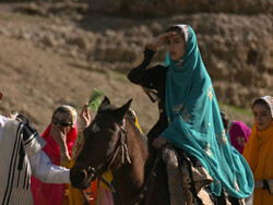"A scene from filmmaker Mohammad Ehsani's short documentary ""Karun""."