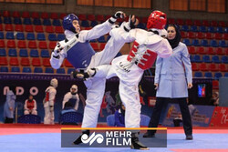 فتيات إيران يحرزن ميدالية ذهبية في  مسابقات التايكوندو العالمية