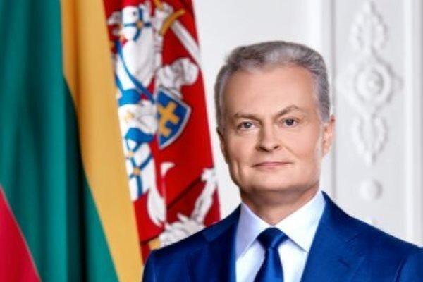 رئیس جمهور جدید لیتوانی عازم برلین شد