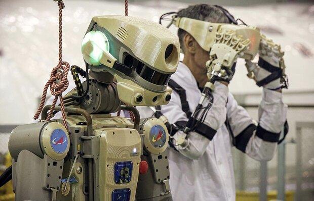 روسیه ربات انسان نما به ایستگاه فضایی بین المللی می فرستد