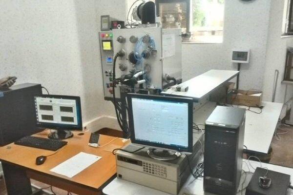 آزمایشگاه الکترواپتیک در پژوهشگاه فضایی ایران افتتاح شد