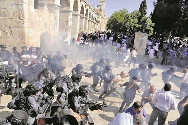هشدار حماس نسبت به تشدید یهودی سازی قدس اشغالی