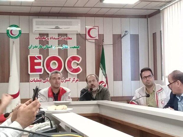 باشگاه خبرنگاران داوطلب هلال احمر افتتاح شد