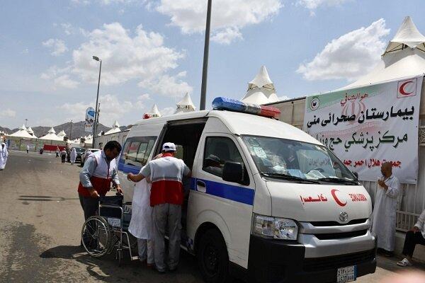 ۳۹ حاجی ایرانی در بیمارستانهای مکه بستری هستند,