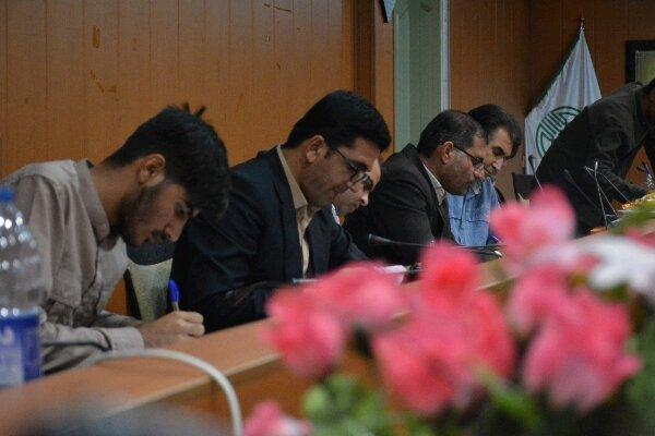 سلسله نشست های شبکه همکاران فرهنگی انقلاب اسلامی برگزار شد