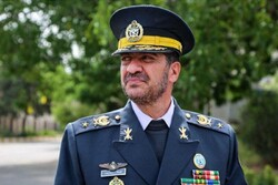 Alireza Sabhifard, commander of the army's air defense unit