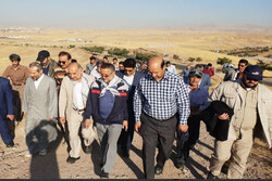 همایش پیادهروی و تجدید میثاق با شهدا در قزوین برگزار شد