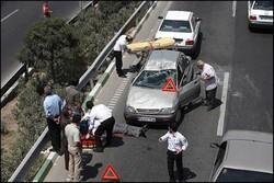تلفات جاده ای کشور ۲۰ برابر تلفات زلزله سرپلذهاب است